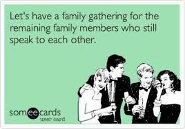 Family Sucks Meme - who needs enemies when you have family some e cards pinterest