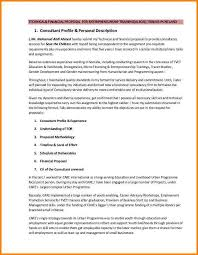 technical proposal template efficiencyexperts us