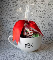 gift mugs with candy handmade holidays monogrammed mugs domestikatedlife