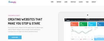 50 free bootstrap templates u0026 themes