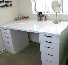 Jewelry Vanity Table Jewelry Storage Organizer And Makeup Vanity Table Home Design Ideas