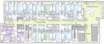 Manzanita Hall Asu Floor Plan Student Dorm Floor Plan