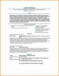Elementary Education Resume Free Teacher Resume Templates Download Resume Template And