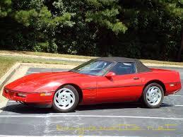 87 corvette for sale 1987 corvette convertible for sale warren corvette