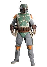 party city halloween costumes 2013 supreme edition boba fett costume