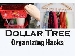 space organizers space saving diys dollar tree organizing youtube