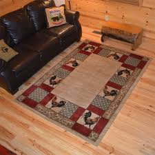 Rooster Rugs Round by Round Rooster Area Rug Rugs Compare Prices At Nextag