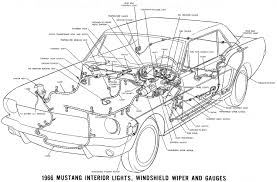 1967 mustang restoration guide 1966 mustang wiring diagrams average joe restoration