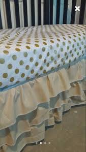 pure gold dot crib bedding carousel designs pure gold this