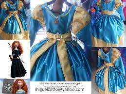 16 merida princess rebelle waleczna brave 2 valiente disfraz