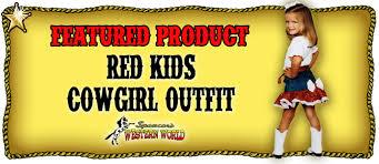 Kids Cowgirl Halloween Costume Kids Western Wear