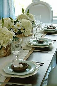 Easter Table Flower Decorations by Spring Easter Table Decorations Darling Darleen A Lifestyle