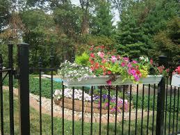 outdoor photo gallery gutter gardens