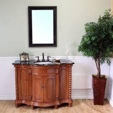48 Bathroom Vanity With Granite Top by Bellaterra Home 600161 Lw Bg 48 In Bathroom Vanity Set