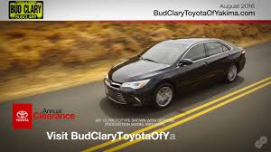 toyota offers bud clary toyota of yakima august offers sps youtube