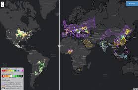 data map data and tools geoglam crop monitor