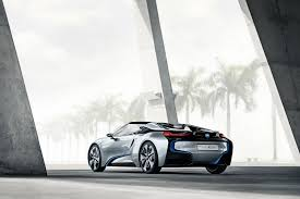 bmw concept i8 new bmw i8 spyder concept heading to ces 2016