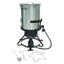 turkey fryer pot the best turkey fryers 2017 techlicious king