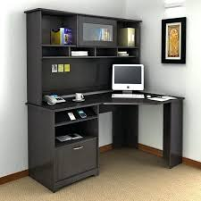 Small Black Corner Desk Home Office Work Station Home Office Computer Desk Corner Inside