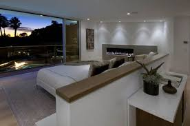recessed lighting over fireplace 50 bedroom fireplace ideas fill your nights with warmth and romance
