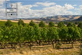 Washington Wineries Map by Wine Notes The Official Wine Com Blog