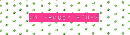 froggy stuff