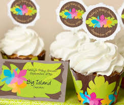 Luau Cake Decorations Sweeten Your Celebration With Themed Cupcake Decorations Big