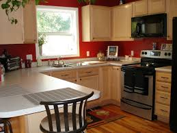 Color Schemes For Kitchens With Oak Cabinets Kitchen Room Kitchen Color Schemes With Cherry Cabinets Then