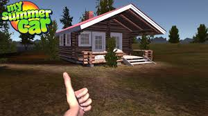 Summer Home My Summer Car My New House Youtube