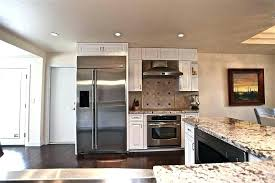 off white kitchen cabinets with stainless appliances white cabinets with stainless appliances white kitchen cabinets with