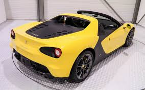 ferrari yellow and black sellers wanting obscene money for weird obscure ferrari sergio