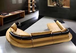 Modern Sectional Sofas Miami by Enjoy Leather Sectional Modern Sofa Leather Sectionals
