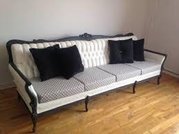 repeindre canapé peindre canapé au complet déconome