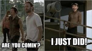 The Walking Dead Funny Memes - walking dead memes that fans will find funny 35 pics 3 gifs