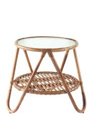 Rattan Side Table Side Table Wicker Side Tables Awesome Table For Small Space
