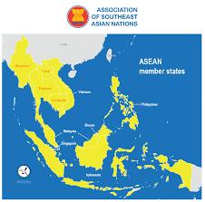 Southeast Asia Map Quiz by Metric Pioneer Asean