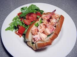 new england style lobster roll recipe man fuel food blog