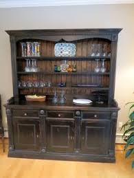 custom rustic dining room hutch dining room hutch china
