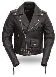 leather motorcycle gear amazon com first manufacturing women u0027s classic motorcycle jacket