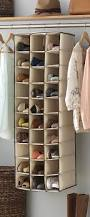 amazon com whitmor hanging shoe shelves 30 section home u0026 kitchen
