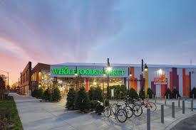 Alameda Christmas Tree Lane 2015 by San Jose On The Alameda Whole Foods Market