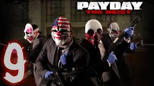 Payday Halloween Costume Team Ca Money Payday Heist E09 Guy Pocket