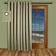 Sliding Panels For Patio Door Patio Door Curtain Ideas Hanging Rods Sliding Glass Rod For