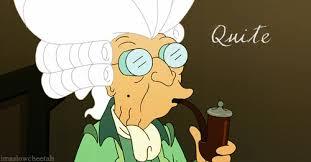Professor Farnsworth Meme - professor farnsworth matt groening gif wifflegif for science
