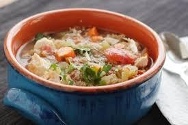 cooker quinoa chicken soup