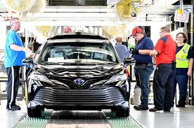 performance lexus kentucky 2018 toyota camry enters production in kentucky automobile magazine