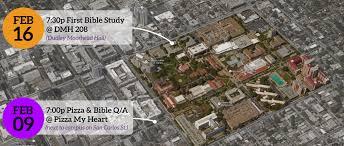 San Jose State Campus Map by San Jose Ecf