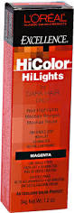 l u0027oreal excellence hicolor red hilights permanent creme hair color