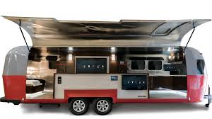 control4 sends custom airstream on the road for coast to coast