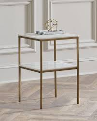 Marble Side Table Isaac Marble Side Table